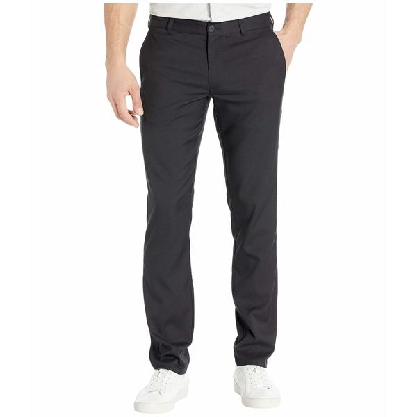 ミゼンプラスメイン メンズ カジュアルパンツ ボトムス Baron Performance Chino Pants - Trim Size Black Solid