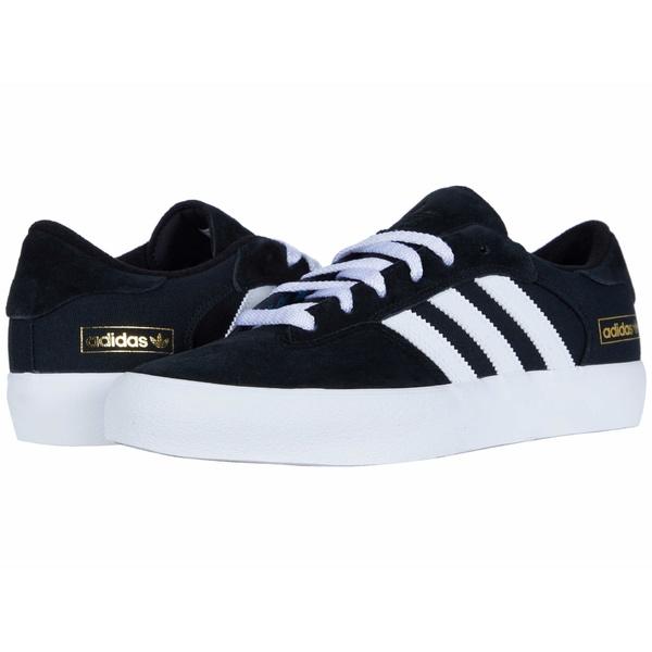 アディダス メンズ スニーカー シューズ Matchbreak Super Core Black/Footwear White/Gold Metallic