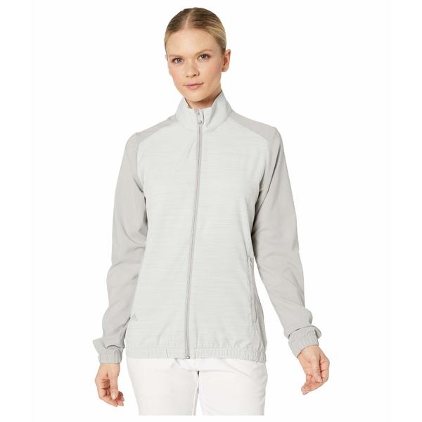 アディダス レディース コート アウター Essentials Wind Jacket Medium Solid Grey