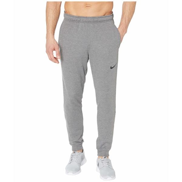 ナイキ メンズ カジュアルパンツ ボトムス Dry Pants Taper Fleece Charcoal Heather/Black