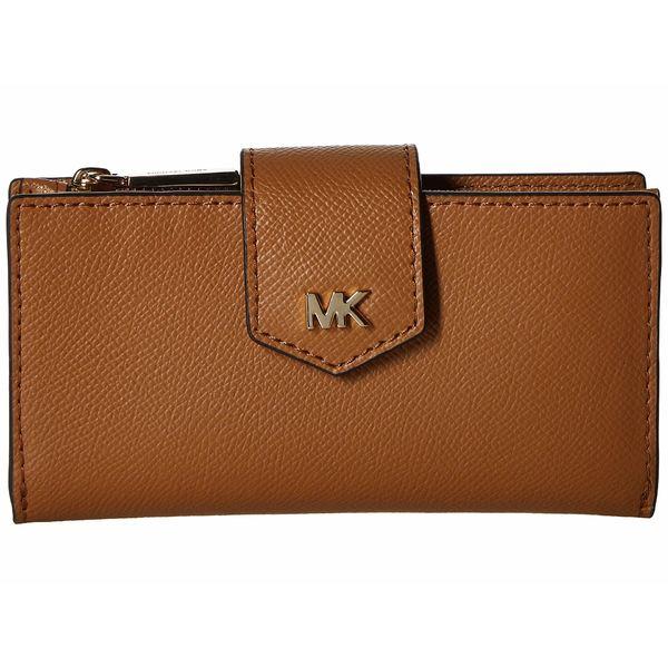 マイケルコース レディース 財布 アクセサリー Medium Snap Wallet Acorn