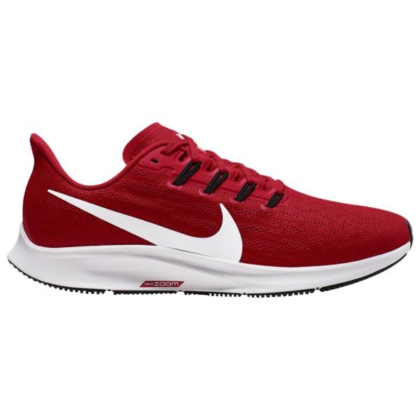 ナイキ メンズ ランニング スポーツ Air Zoom Pegasus 36 University Red/White/Chile Red/Black