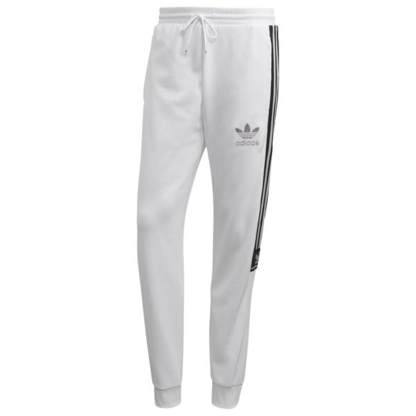 アディダスオリジナルス メンズ カジュアルパンツ ボトムス Chile Track Pants White/Black