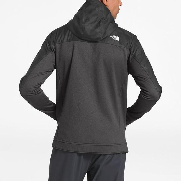 ノースフェイス メンズ ジャケット ブルゾン アウター Essential Hybrid FullZip Jacket Tnf Dark Green CamoPast Season ProductwOZ80PkNnX