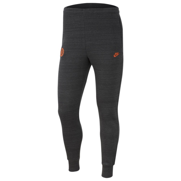 ナイキ メンズ カジュアルパンツ ボトムス Soccer Graphic Fleece Pants Soccer International Clubs | Chelsea | Antrhacite/Dark Grey/Rush Orange