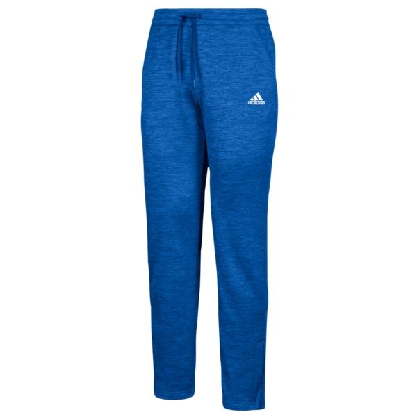 アディダス レディース カジュアルパンツ ボトムス Team Issue Fleece Pants Collegiate Royal/White