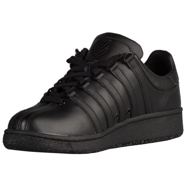 ケースイス メンズ スニーカー シューズ Classic VN Black/Black   Leather