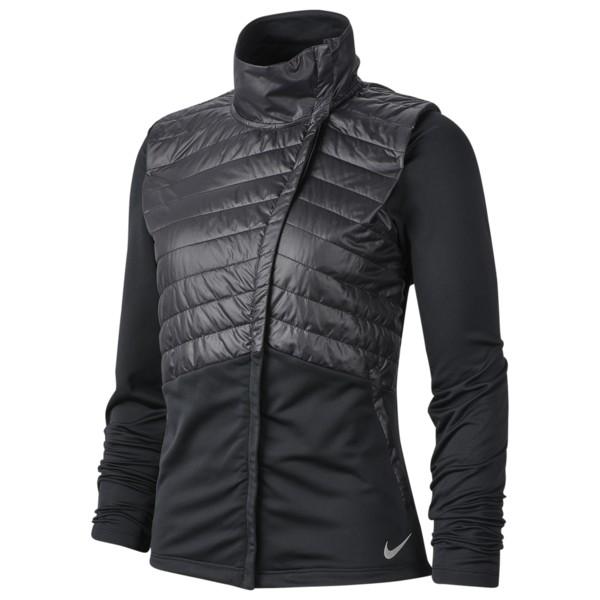 ナイキ レディース ジャケット&ブルゾン アウター Essential Filled Jacket Black | Reflective Silver