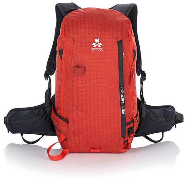 アルバ メンズ 驚きの価格が実現 バッグ バックパック リュックサック Red 全商品無料サイズ交換 22L Rescuer ovcm0129 Arva 5☆好評 Clay