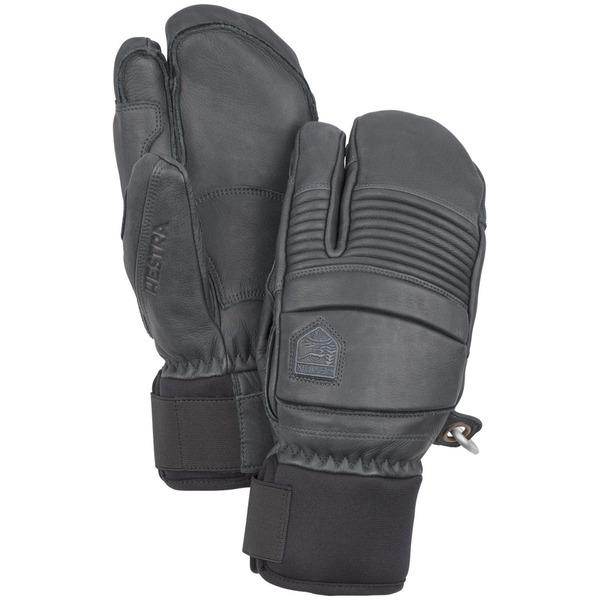 ヘストラ メンズ 手袋 アクセサリー Hestra Fall Line 3-Finger Mittens Grey