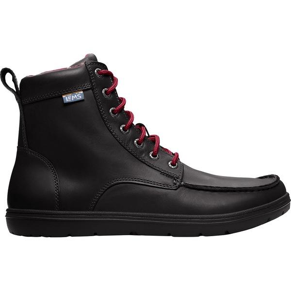 レムス レディース ブーツ&レインブーツ シューズ Boulder Leather Boot - Women's Raven