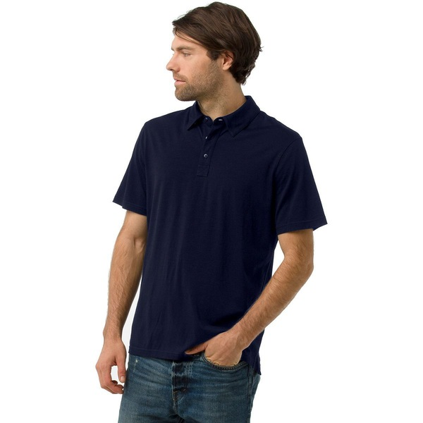 スマートウール メンズ ポロシャツ トップス Merino 150 Polo Shirt - Men's Deep Navy