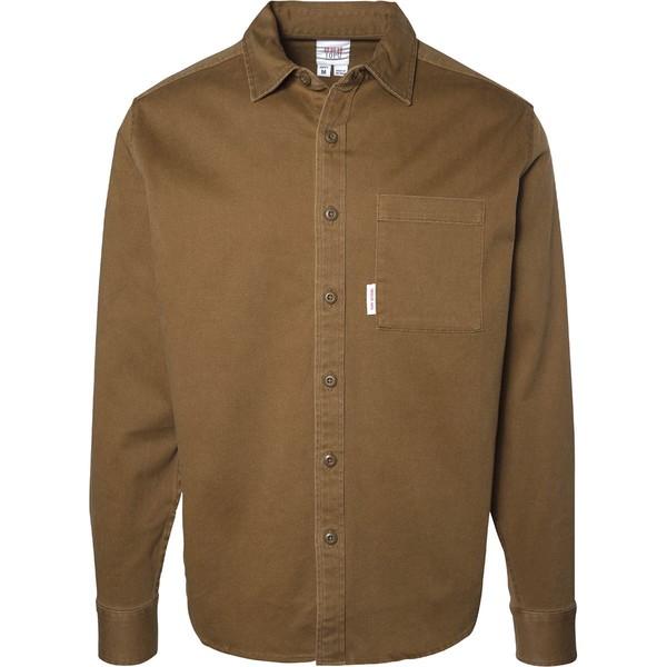 トポ・デザイン メンズ シャツ トップス Dirt Shirt - Men's Deep Khaki