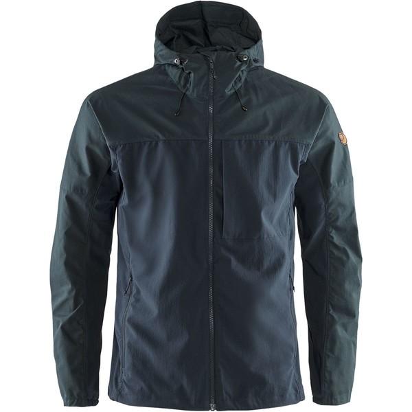 フェールラーベン メンズ ジャケット&ブルゾン アウター Abisko Midsummer Jacket - Men's Dark Navy