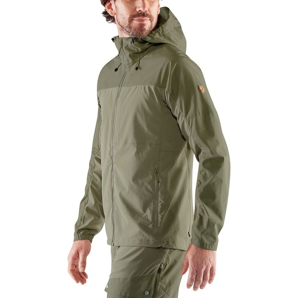 フェールラーベン メンズ ジャケット&ブルゾン アウター Abisko Midsummer Jacket - Men's Savanna/Light Olive