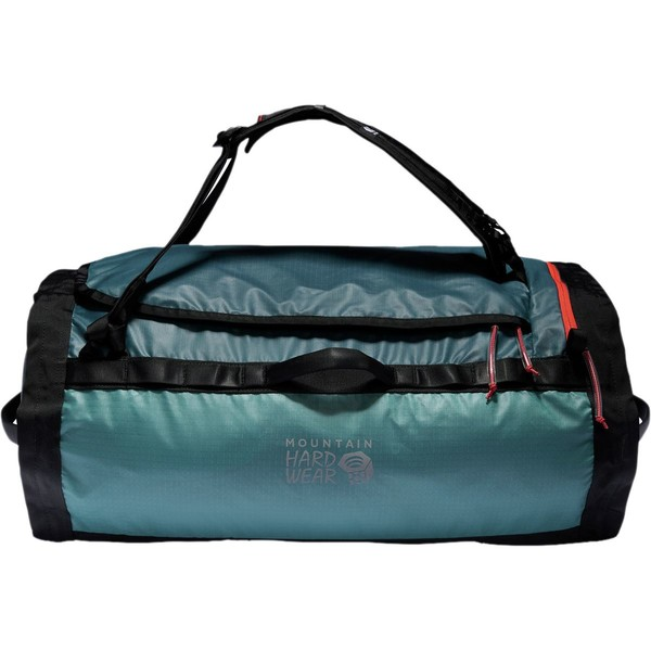 マウンテンハードウェア メンズ ボストンバッグ バッグ Camp 4 Medium 65L Duffel Bag Washed Turquoise/Multi