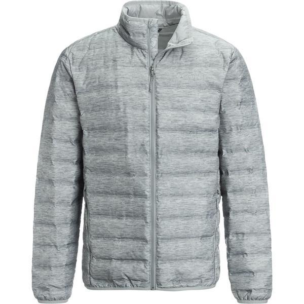コロンビア メンズ ジャケット&ブルゾン アウター Lake 22 Down Jacket - Men's Columbia Grey Heather