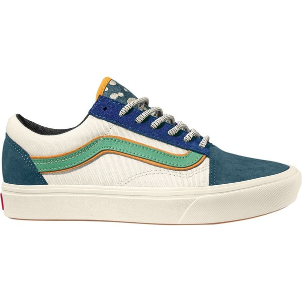 バンズ レディース スニーカー シューズ Comfycush Old Skool Shoe - Women's (Bugs) Balsam/Marshmallow