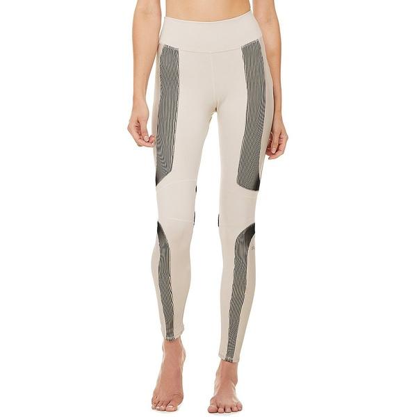 アローヨガ レディース レギンス ボトムス High-Waist Electric Legging - Women's Bone