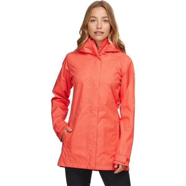 コロンビア レディース ジャケット&ブルゾン アウター Splash A Little II Jacket - Women's Bold Orange Titch Diamond Print