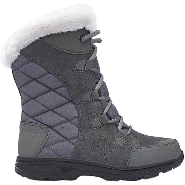 コロンビア レディース ブーツ&レインブーツ シューズ Ice Maiden II Lace Boot - Women's Shale/Dark Raspberry
