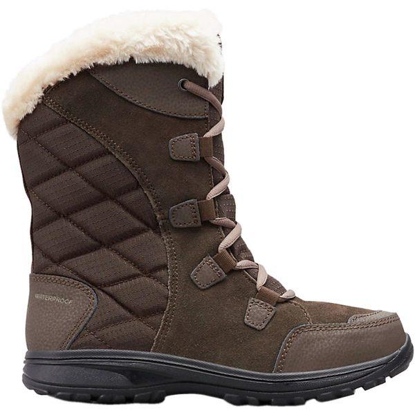 コロンビア レディース ブーツ&レインブーツ シューズ Ice Maiden II Lace Boot - Women's Cordovan/Siberia