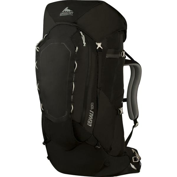 グレゴリー レディース バックパック・リュックサック バッグ Denali 100L Backpack Basalt Black