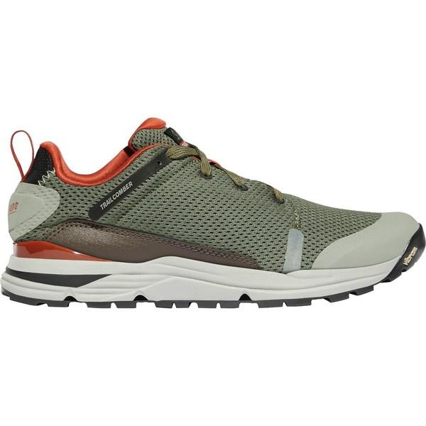 ダナー メンズ スニーカー シューズ Trailcomber Hiking Shoe - Men's Lichen/Picante