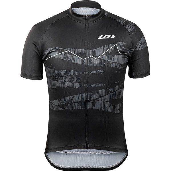 イルスガーナー メンズ サイクリング スポーツ Equipe Jersey - Men's Black Ink