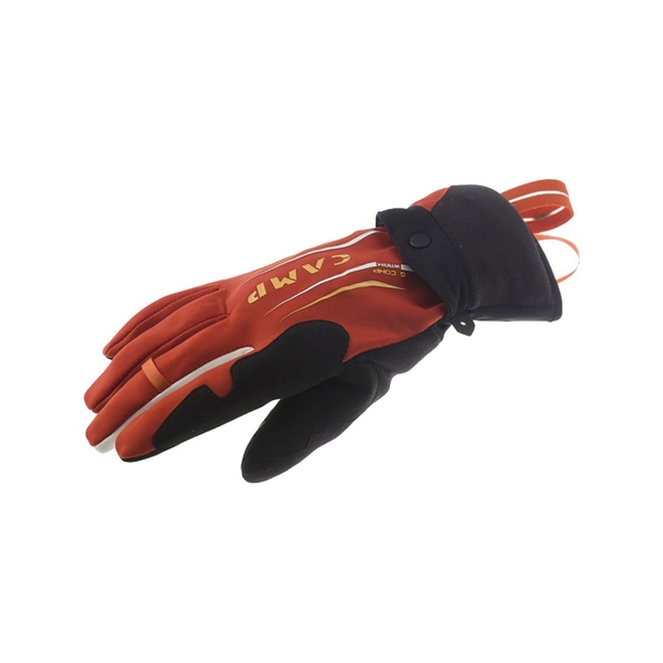 キャンプユーエスエー メンズ 手袋 アクセサリー G Comp Warm Glove Red