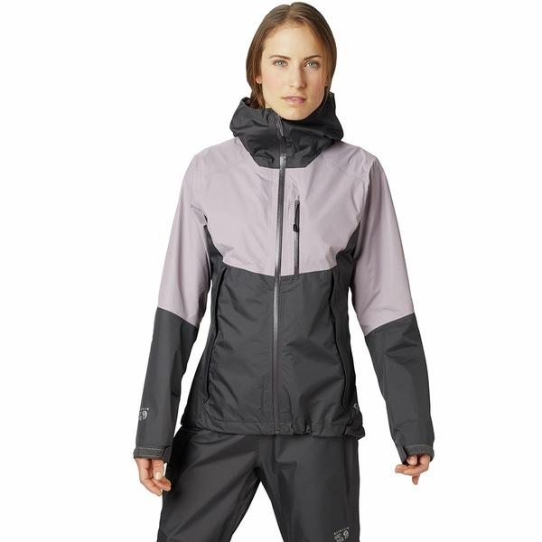 マウンテンハードウェア レディース ジャケット&ブルゾン アウター Exposure 2 GTX Paclite Jacket - Women's Daze