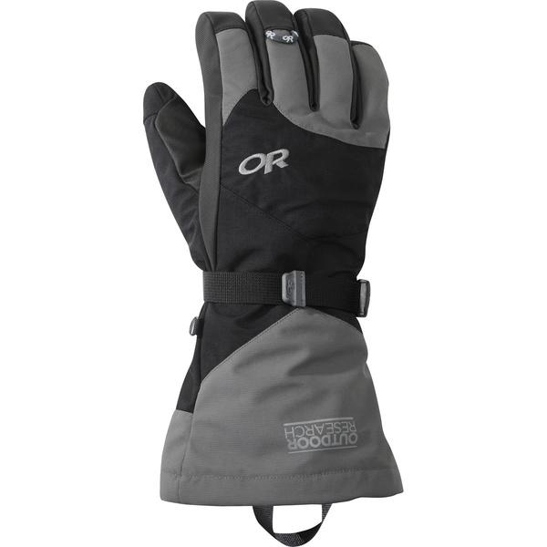 アウトドアリサーチ メンズ 手袋 アクセサリー Meteor Gloves - Men's Black/Charcoal