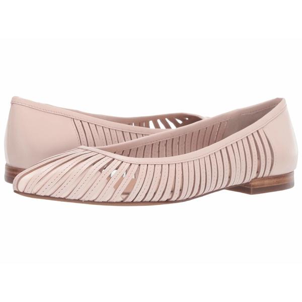 リネアパウロ レディース サンダル シューズ Belinda Flat Pale Pink Nappa Leather
