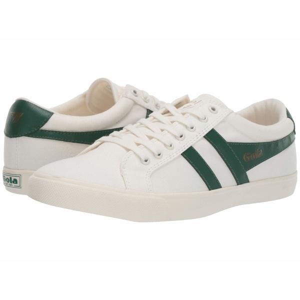 ゴラ メンズ スニーカー シューズ Varsity Off-White/Green