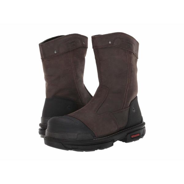 ウルヴァリン メンズ ブーツ&レインブーツ シューズ Yukon CarbonMax 10