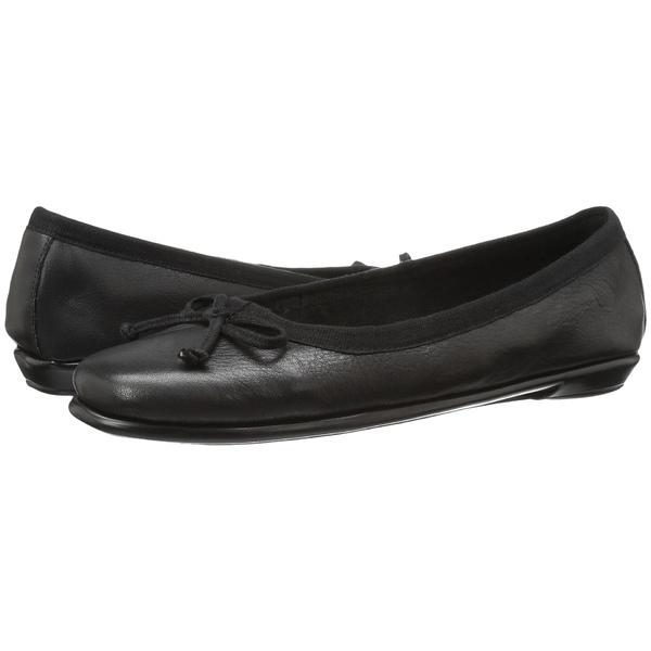 エアロソールズ レディース サンダル シューズ Fast Bet Black Leather