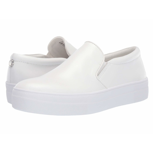 スティーブ マデン レディース スニーカー シューズ Gills Sneaker White Leather