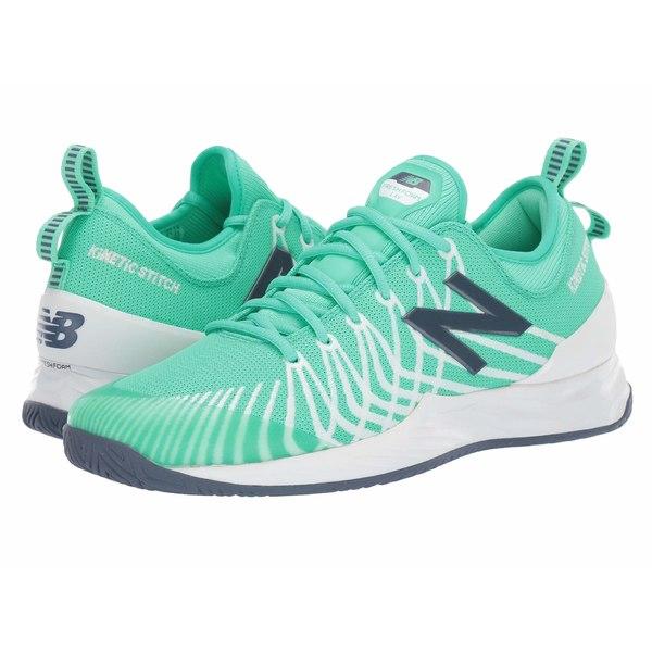 ニューバランス メンズ スニーカー シューズ MCHLAVv1 Neon Emerald/White