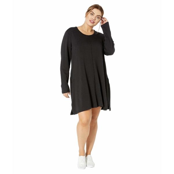 アベンチュラ レディース ワンピース トップス Plus Size Tate Dress Black