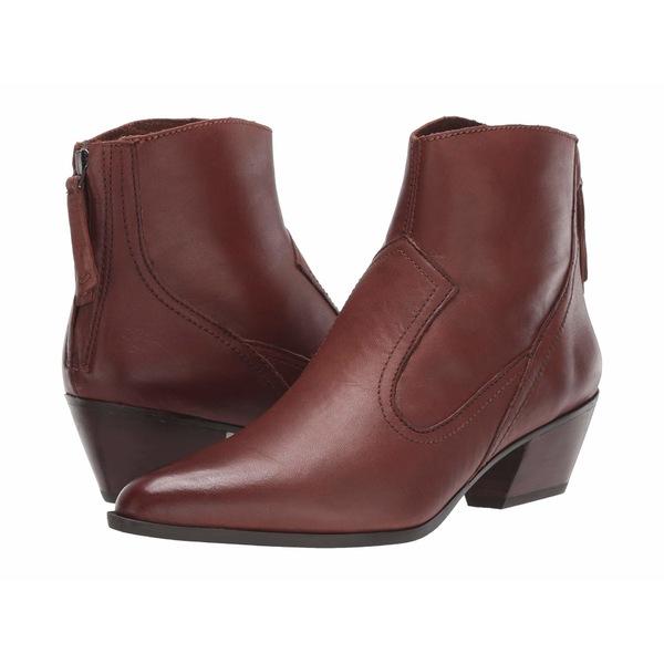 ナチュライザー レディース ブーツ&レインブーツ シューズ Wallis Cinnamon Leather