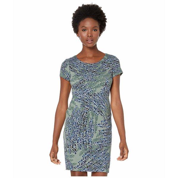 ニックプラスゾーイ レディース ワンピース トップス Petite Leaf Direction Dress Multi
