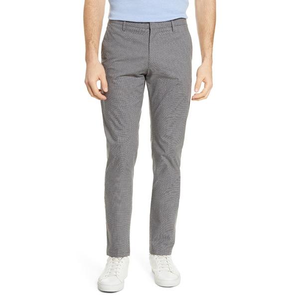 ザッカリープレル メンズ カジュアルパンツ ボトムス The Jefferson Slim Leg Pants Charcoal