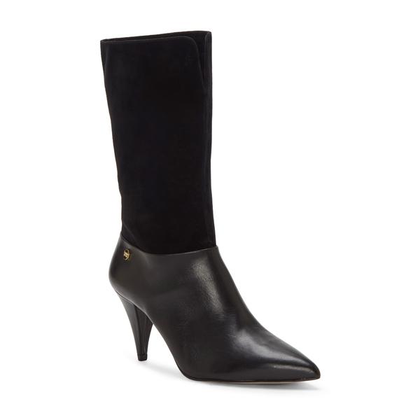 ルイスエシー レディース ブーツ&レインブーツ シューズ Winslow Boot Black Leather