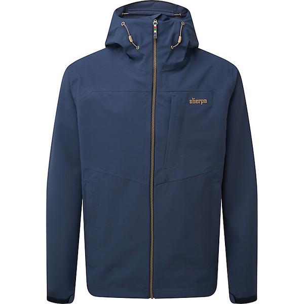 シャーパ メンズ ジャケット&ブルゾン アウター Sherpa Men's Pumori Jacket Rathee Blue