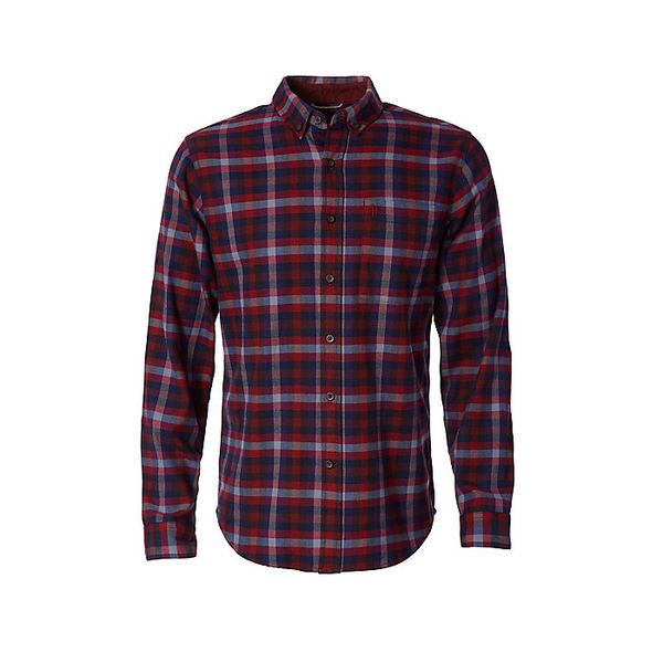 ロイヤルロビンズ メンズ シャツ トップス Royal Robbins Mens Lieback Flannel LS Shirt Cedar