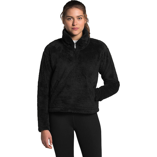 ノースフェイス レディース ジャケット&ブルゾン アウター The North Face Women's Furry Fleece Pullover TNF Black