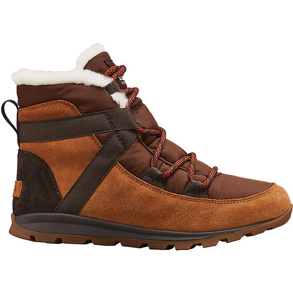 ソレル レディース ブーツ&レインブーツ シューズ Sorel Women's Whitney Flurry Boot Elk