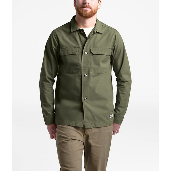 ノースフェイス メンズ ジャケット&ブルゾン アウター The North Face Men's Battlement Jacket Burnt Olive Green