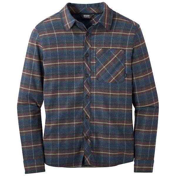 アウトドアリサーチ メンズ シャツ トップス Outdoor Research Men's Kulshan Flannel Shirt Ink
