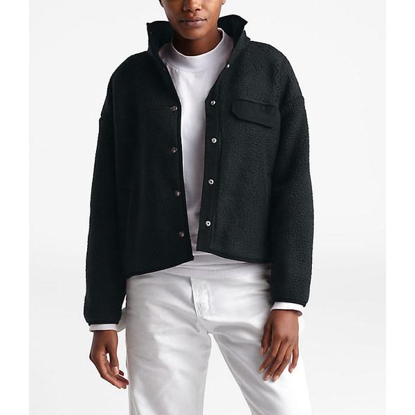 ノースフェイス レディース ジャケット&ブルゾン アウター The North Face Women's Cragmont Fleece Jacket TNF Black